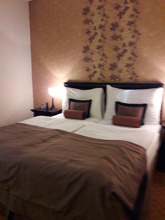 Skaritz Hotel & Residence: Home comforts
