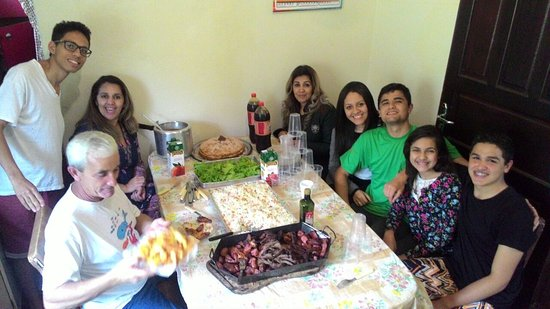 Ilha Solteira, SP: Família!