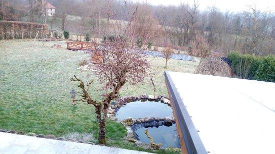 Lepin-le-Lac, Francia: La Grange du Rossignolet