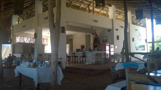 Boca de Yuma, República Dominicana: comedor
