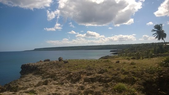 Boca de Yuma, República Dominicana: vista
