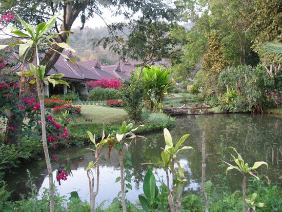 مايكوك ريفير فيليدج ريزورت: Resort grounds