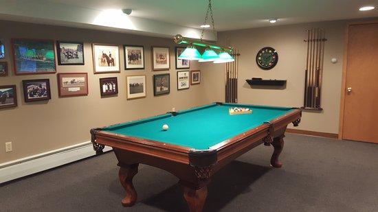 Oneonta, Estado de Nueva York: Billiard Room