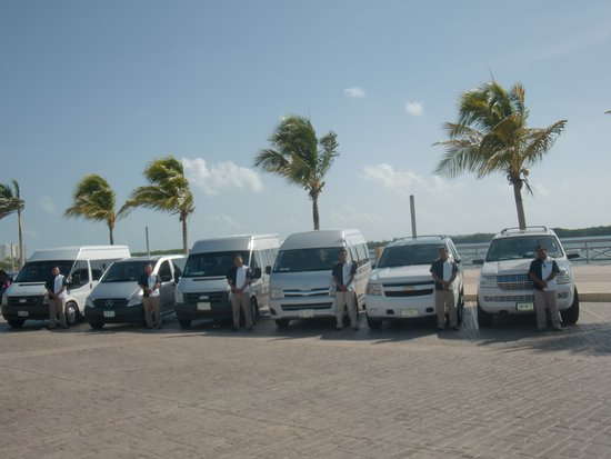 Cancun Shuttle Travel