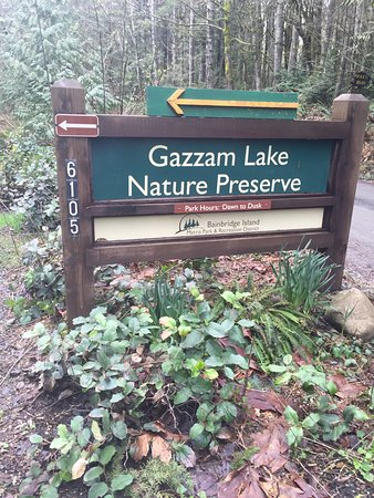 Gazzam Lake Preserve