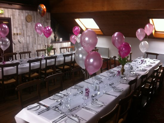 Great Broughton, UK: Photo before guests arrived