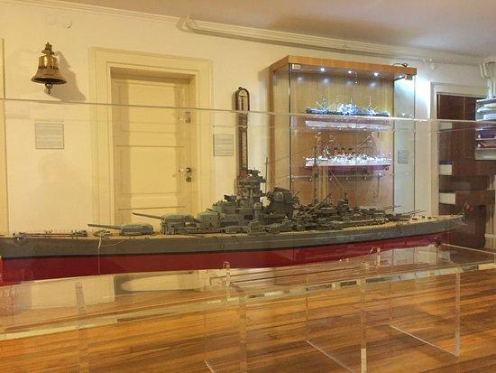 Arkas Deniz Tarihi Muzesi