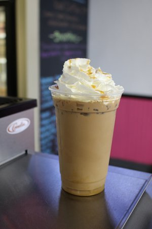 Beaver, UT: Did you know we have coffee? Iced or hot!