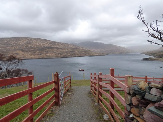 Leenane, Ireland: Amazing views
