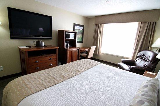 C'mon Inn - Fargo: King Bed Suite 3