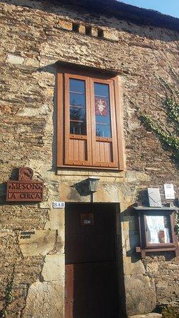 Santa Eulalia de Oscos, España: Entrada