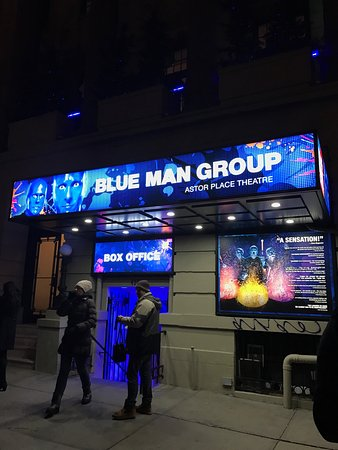 Blue Man Group: photo0.jpg