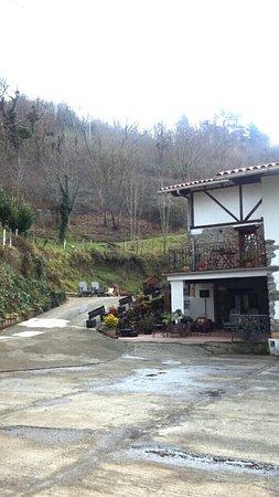Casa Rural Pikuko Borda II en Lesaka Navarra