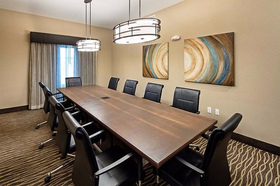 Fort Morgan, Κολοράντο: Our Board Room is perfect for off-site meetings.