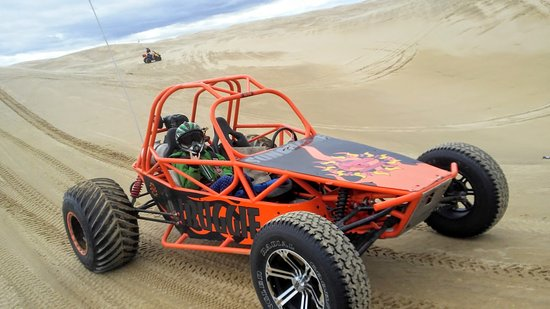 Sun Buggy Atv Fun Als Pismo Beach 2 Seat Rail Dune