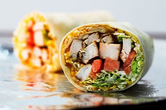 Montclair, NJ: We have some incredible Wraps, too!