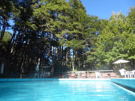 Pucon, Chile: Freibad in Palquin