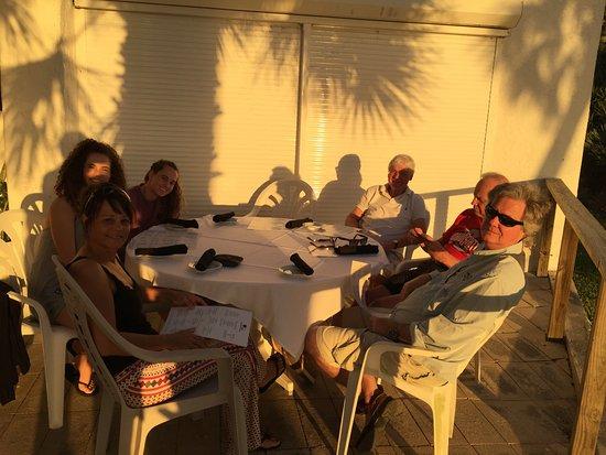 Cafe Coconut Cove Menu