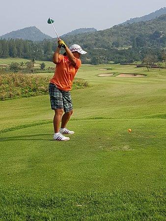 Banyan Golf Club : Herlig utsikt som inspirerer til eit godt golfspel.