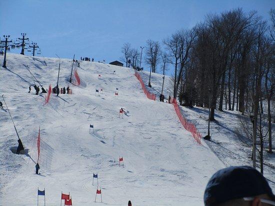 Champion, Pensilvania: Giant Slalom