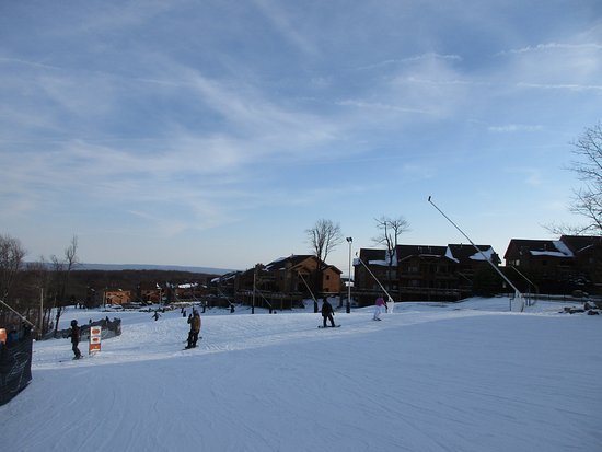 Champion, Pensylwania: More ski in, ski out cabins