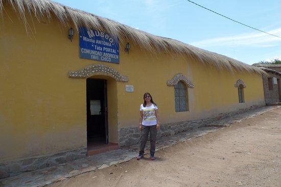 Yavi, Argentina: Museo Arqueológico Mama Antonia y Tata Portal