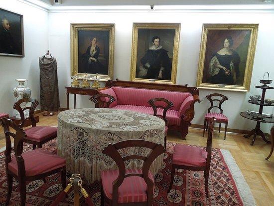 Muzeum Pałacu Króla Jana III w Wilanowie: Museo del Rey Jan III en Wilanow.