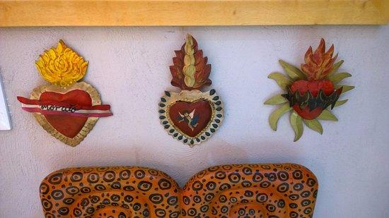Casa de los Venados: Corazones