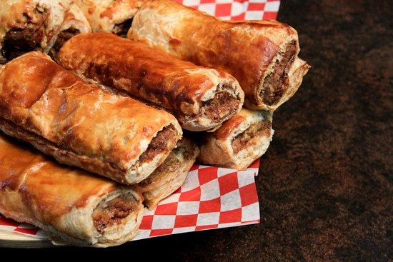 Invermere, Canada: Sausage Rolls