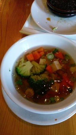 Littleton, NH: Miso soup