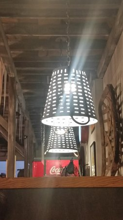 Willie Jewell's: cool light fixtures