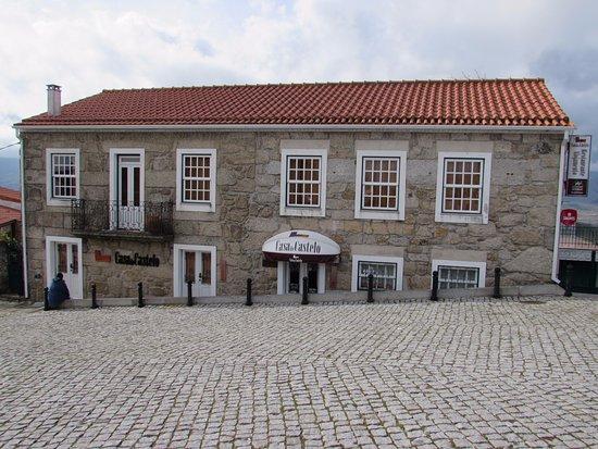Casa do Castelo: Entrada
