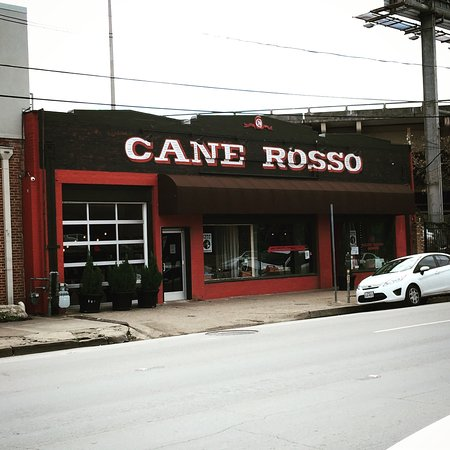 Photo of Italian Restaurant Il Cane Rosso at 2612 Commerce St, Dallas, TX 75226, United States