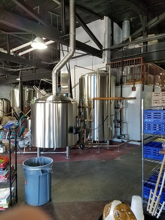 Czig Meister Brewing Company: Factory fresh.