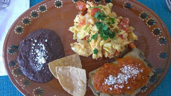 Casa Tía Micha: Desayuno del domingo 5 de marzo de 2017
