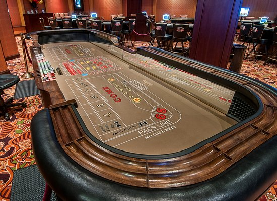 Craps table top for sale