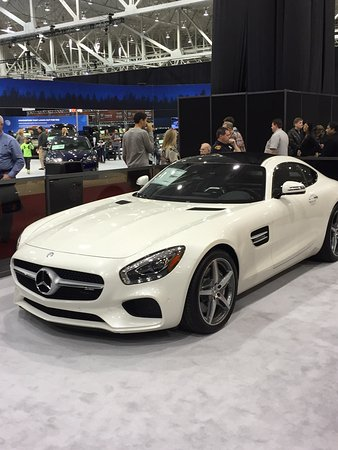 International Exposition Cener Millionaire S Row Is A Cannot Miss At The Auto Show