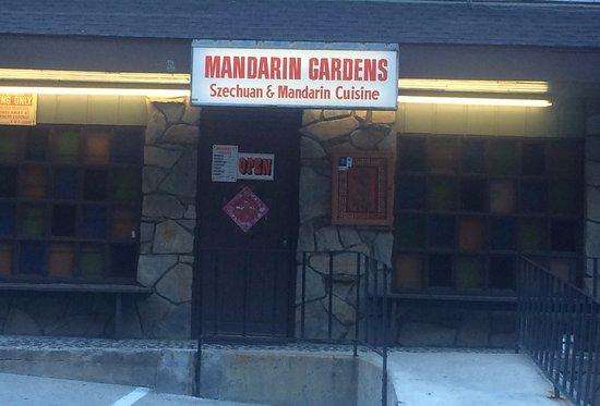 Mandarin Gardens Blue Jay
