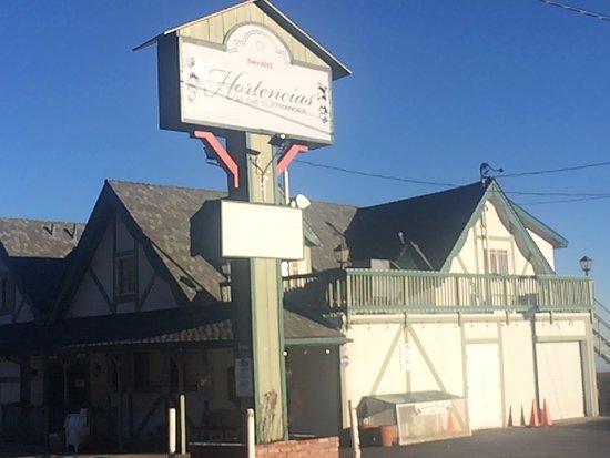 Hortencia's at the Cliffhanger
