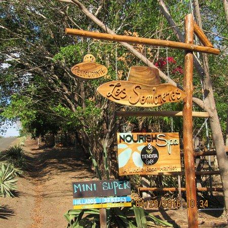 Eco Venao: Restaurante do Hotel