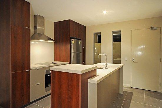 Whitsunday Reflections: kitchen