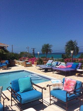 Duncans, Jamaica: Pool area