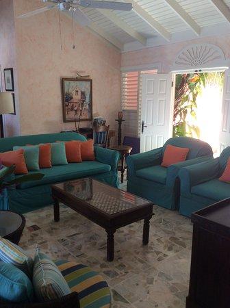 Duncans, Jamaica: Living Room