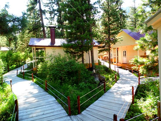 Shumak Wilderness Eco Retreat