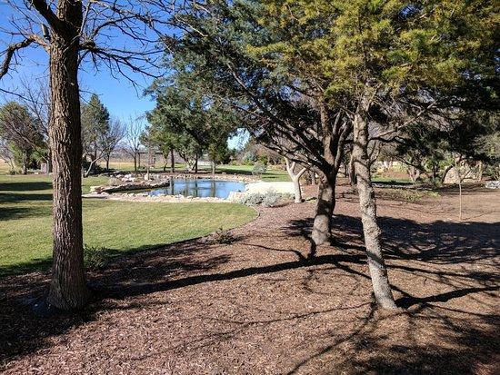 Marathon, TX: Gardens