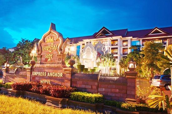 Empress Angkor Resort & Spa Resmi