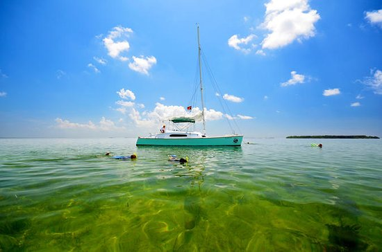 Key West Catamaran, Kayak and Snorkel All-Inclusive Combo Tour