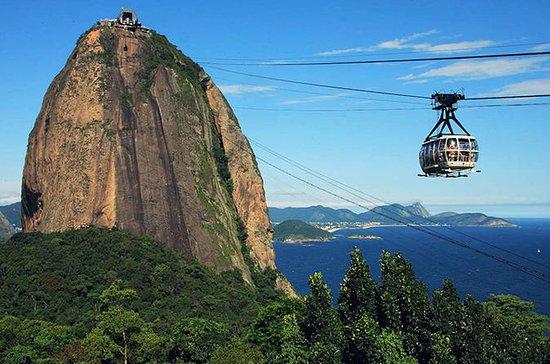 Rio de Janeiro Private Half-Day Sugar...