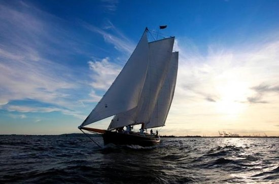 Key West Sunset Sail Aboard Replica Schooner America 2.0
