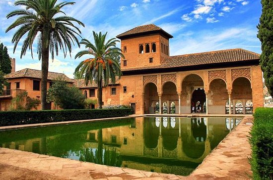 Granada Walking Tour met Alhambra ...